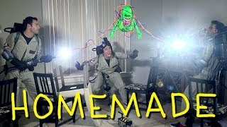 Ghostbusters Trap Slimer - Homemade