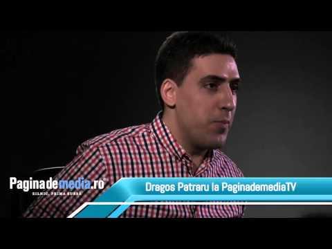 Paginademedia.ro. Dragoș Pătraru despre evoluția Starea Nației