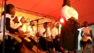 Terrero from Cape Verde - Festival Mundial 3