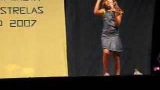 Daniela No Mini-Chuva de Estrelas-Lordelo 2007