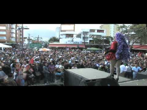 ORGULLO GAY QUITO 2009 (DESFILE Y FESTIVAL)