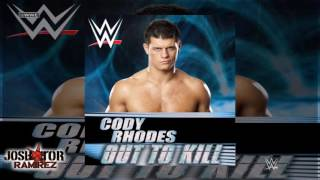 WWE: Out To Kill (Cody Rhodes) by Billy Lincoln - DL with Custom Cover