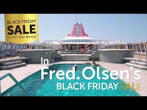 Black Friday Sale | Fred. Olsen Cruise Lines