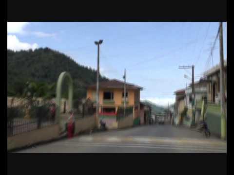 Ecuador movie 3 on route to Babahoyo www.no-i-in-tandem.com