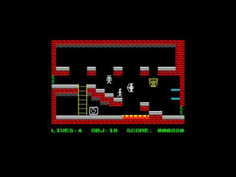 Canal Homebrew: The Treasure of Lumos (Jaime Grilo) Spectrum (con Walkthrough completo)