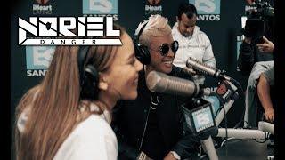 Noriel, Leslie Grace - Promoción en Miami