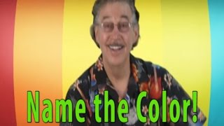 Colors | Colors Song | Name The Color | Jack Hartmann
