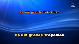 ♫ Demo - Karaoke - FANTASMINHA  BRINCALHÃO - Avô Cantigas