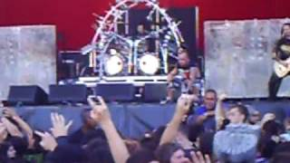 Five finger Death punch - dying breed (live) pt.1