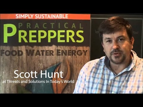 Scott Hunt Threats and Solutions In Today's World