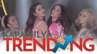 Ito ang nakakalokang Maja Salvador & Kim Chiu dance showdown sa ASAP!