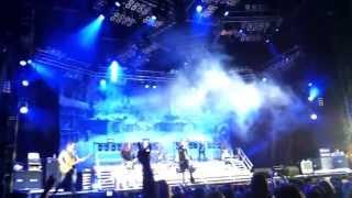 Avantasia - Sign Of The Cross / The Seven Angels - Sonisphere 2013 Madrid