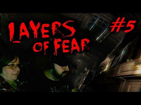 Layers of Fear (Español) (PS4) - Parte 5 - Las Alturas del Despacho