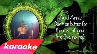 Natalia Kills - Acid Annie (Instrumental) with Lyrics