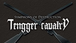 Tengger Cavalry - Symphony of Destruction (Megadeth Cover)