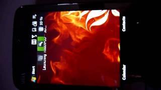 HTC Touch Pro screen broke again