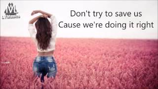 FLETCHER - Wasted Youth (Lyrics)