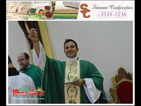 Posse do Padre Romulo Ramos Gonçalves na Paróquia Santo Antônio em Mariluz