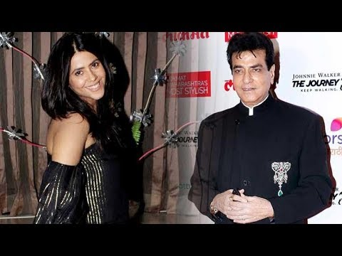 Ekta Kapoor reveals how her dad Jeetendra reacted to Lipstick Under My Burkha