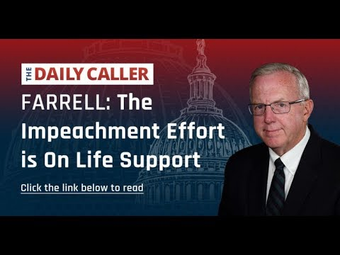 JW 60 Seconds: The Impeachment Effort Is On Life Support!