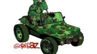 Gorillaz Latin Simone (Que Pasa Contigo) (Audio Only)