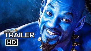 ALADDIN Final Trailer (2019) Disney, Live Action Movie HD