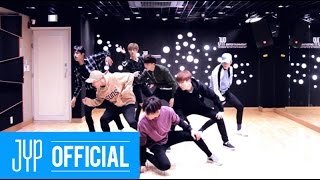 "GOT7 ""Fly"" Dance Practice"
