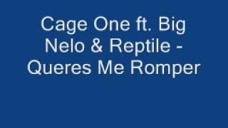 Big Nelo - Queres Me Romper
