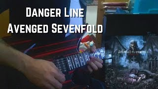 Danger Line - Avenged Sevenfold (Guitar Solo Cover)