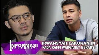 Balass Raffi Ahmad, Irwansyah Diserrbu Warganet Hingga Begini