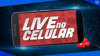 Como Fazer Live no YouTube pelo Celular - Agora Todos Podem!