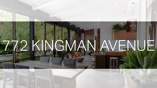 Reimagined Designer Masterpiece by Kim Gordon Designs: 772 Kingman Avenue, Santa Monica, CA 90402