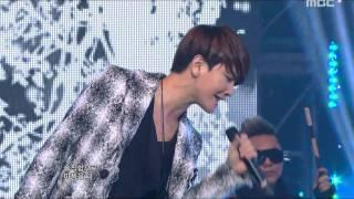 음악중심 - AXIZ - Give Me A Hug, 엑시즈 - 날 안아줘, Music Core 20120107