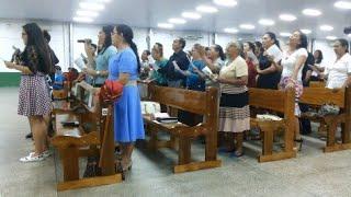 Jesus está chegando aí-vanilda Bordieri/Círculo de oração/Igreja Assembléia de Deus em Manaus.