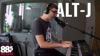 """Alt-J    Live @ 885 KCSN    """"In Cold Blood"""""""