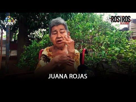 Rostros de la Crisis - El dolor de Juana no es solo físico