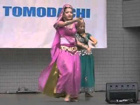 Coco Ayumi Bollywood Gypsy Fusion Dancers