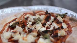 Mobile wood fire oven pizza trailer called Primal Pizza opening in Jackson-area