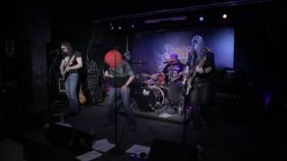 LEDSTAR - Man On The Silver Mountain (Rainbow cover) Generation Rock, 12 11 2016