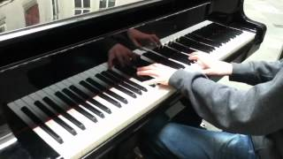 Fly (intouchables) - piano cover & variations [HD]