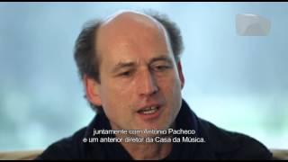 Apresentação Remix Ensemble Casa da Música por  Peter Rundel