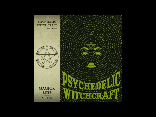 "Disco ""Magick Rites and Spells"" de Psychedelic Witchcraft."