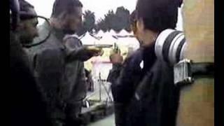 Sortie scène Sniper bobital terre neuvas