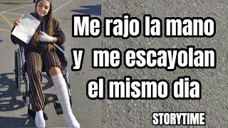 ME COSEN Y ME ESCAYOLAN EN UN DIA!! #storytime
