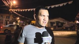 """Iniciaron los """"Carnavalitos"""" de la Feria Isidra en La Ceiba"""