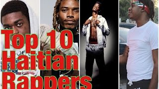 Top 10 Haitian Rappers