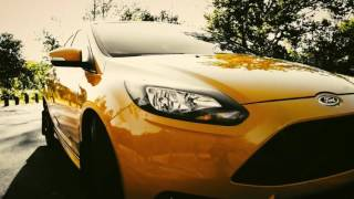 My 2014 Ford Focus ST (Faded - Alan Walker Tiesto's Northern Lights Remix