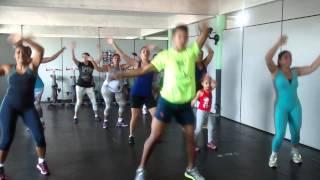 Tempo de Alegria  Ivete sangalo Zumba  (coreografia By Leonardo)