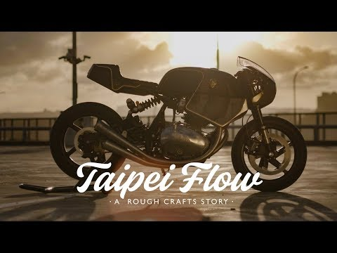 Taipei Flow | A Rough Crafts Story