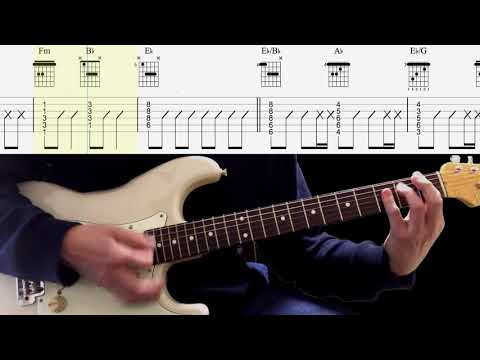 Guitar TAB: The Long And Winding Road - The Beatles